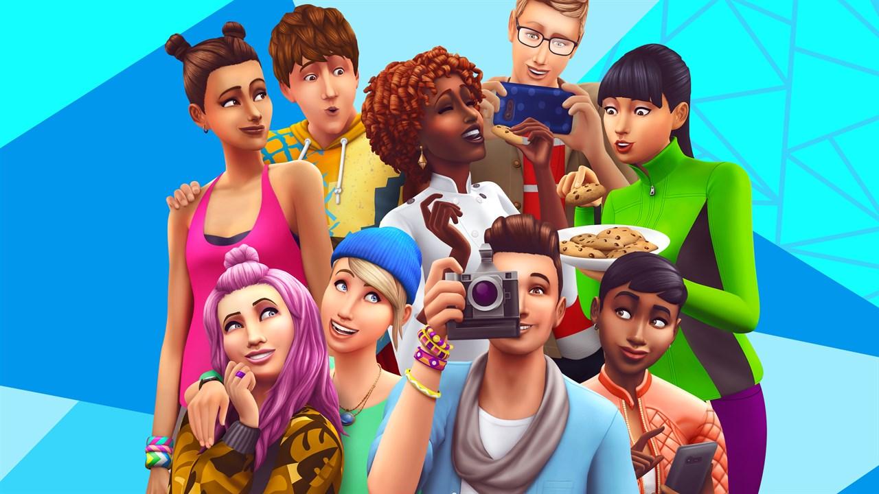 ВThe Sims 4 обнаружили забавный баг— персонажи начали мочиться пламенем