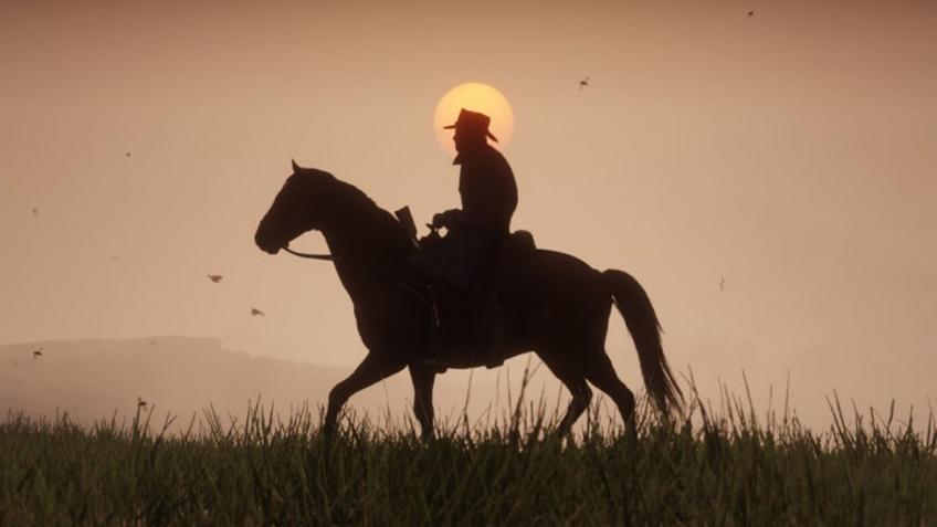Вышел финальный трейлер Red Dead Redemption 2 — злой гризли, погони и взрывы прилагаются!