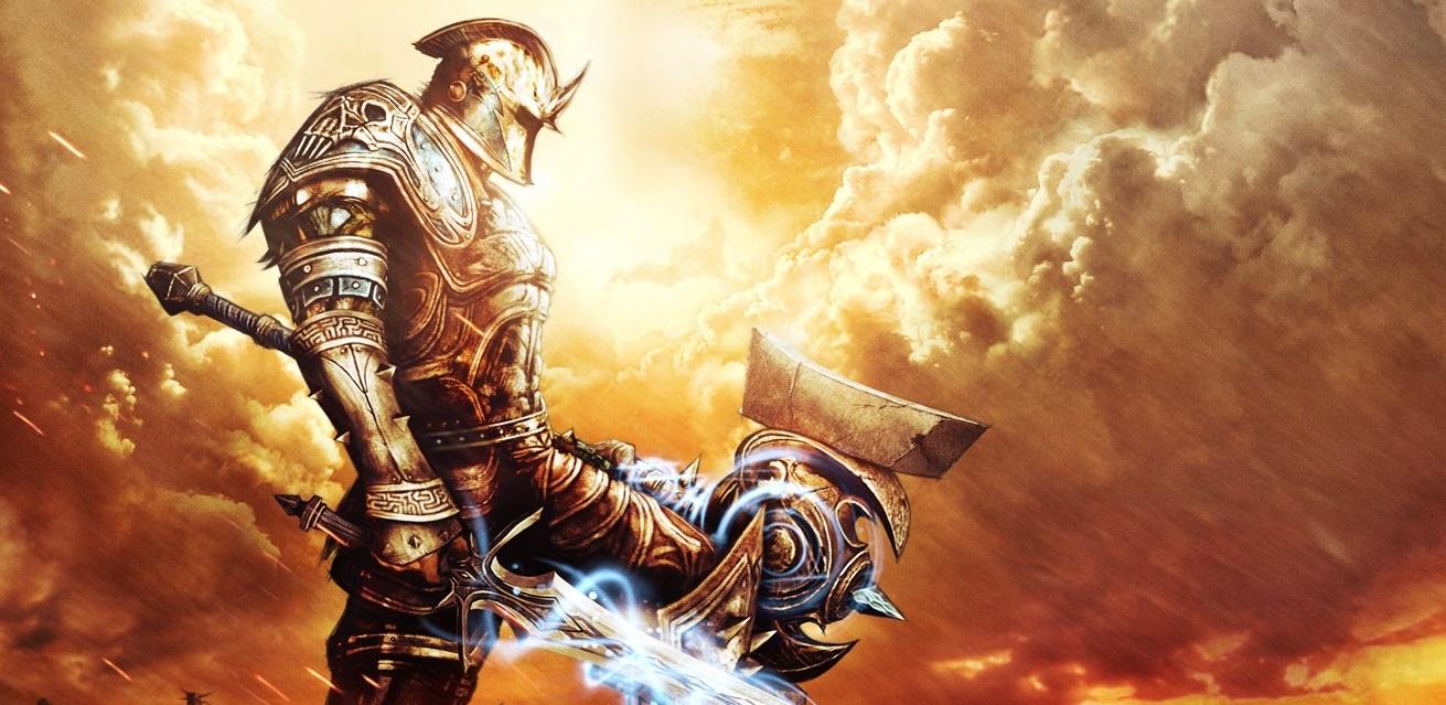 Нас ждет ремастер Kingdoms ofAmalur: Reckoning
