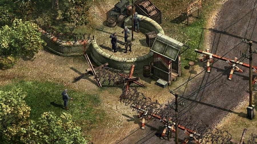 Стала известна точная дата релиза ремастеров Commandos 2 и Praetorians на ПК