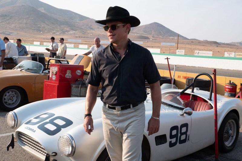 Вышел новый стильный трейлер «Ford против Ferrari» с Мэттом Дэймоном и Кристианом Бэйлом