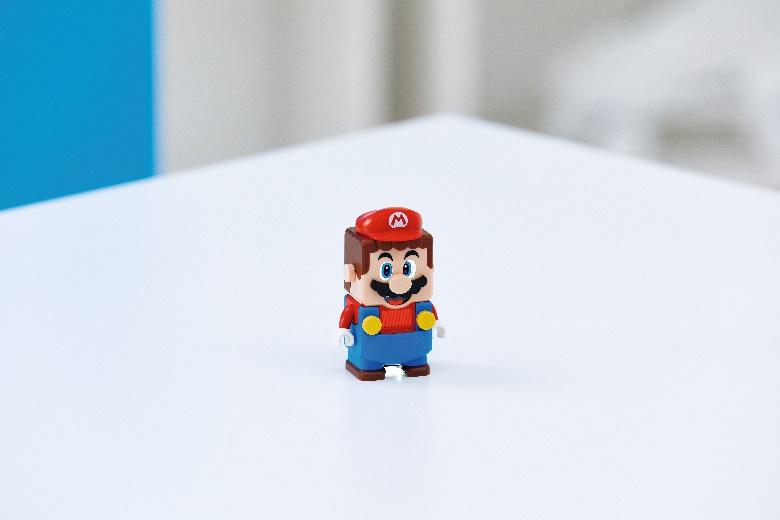 LEGO иNintendo показали всю линейку наборов Super Mario