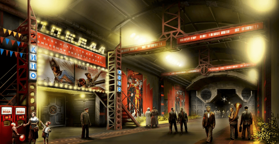 Российские разработчики хотят создавать игры наоснове советских фильмов