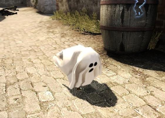 «Хэллоуинская фича». Как выиграть раунд вCS:GOбудучи призраком