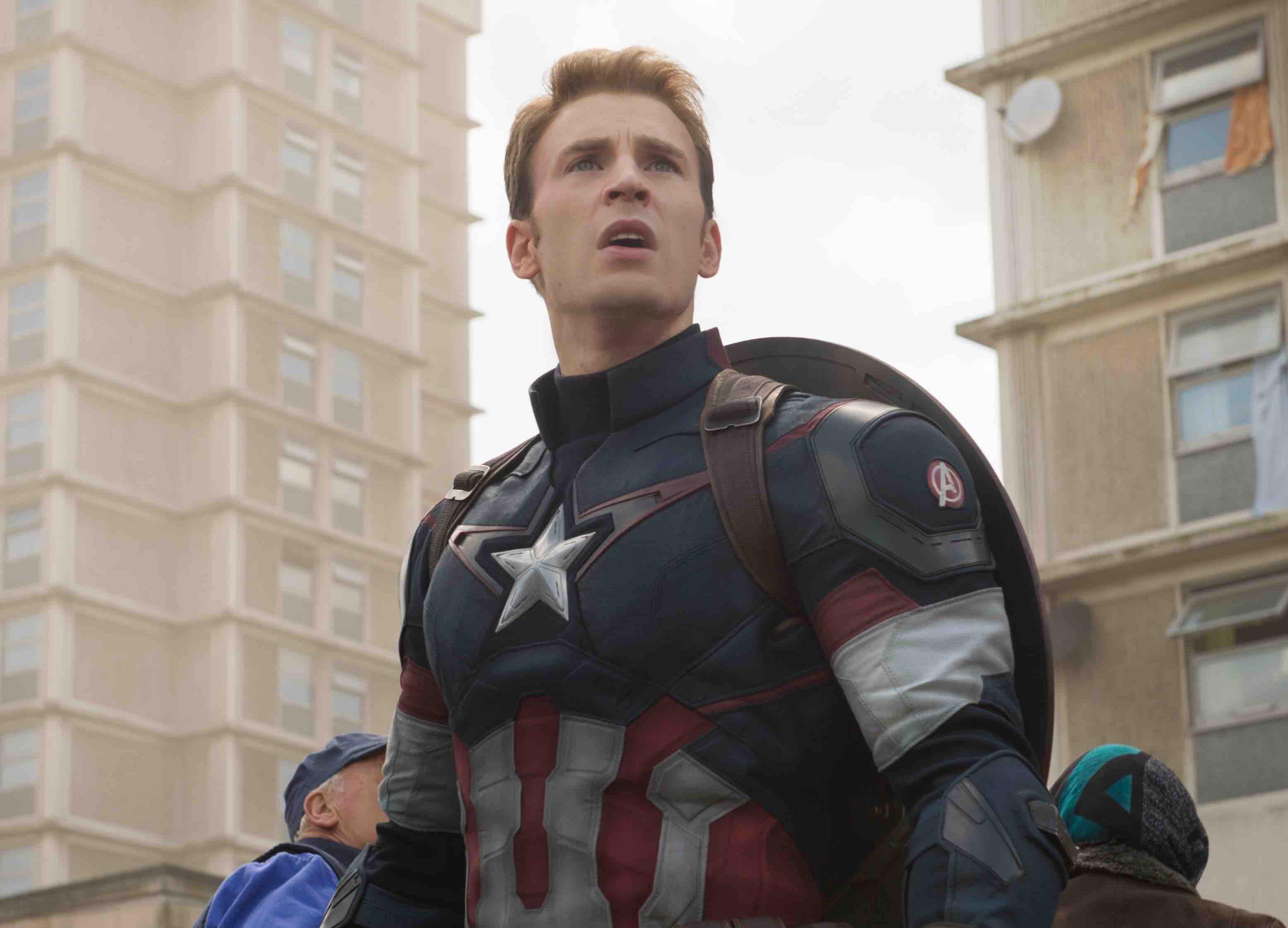 Капитан Америка станет доктором Джекиллом и мистером Хайдом