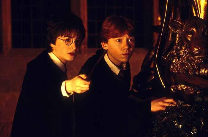 Киномарафон: все фильмы оГарри Поттере