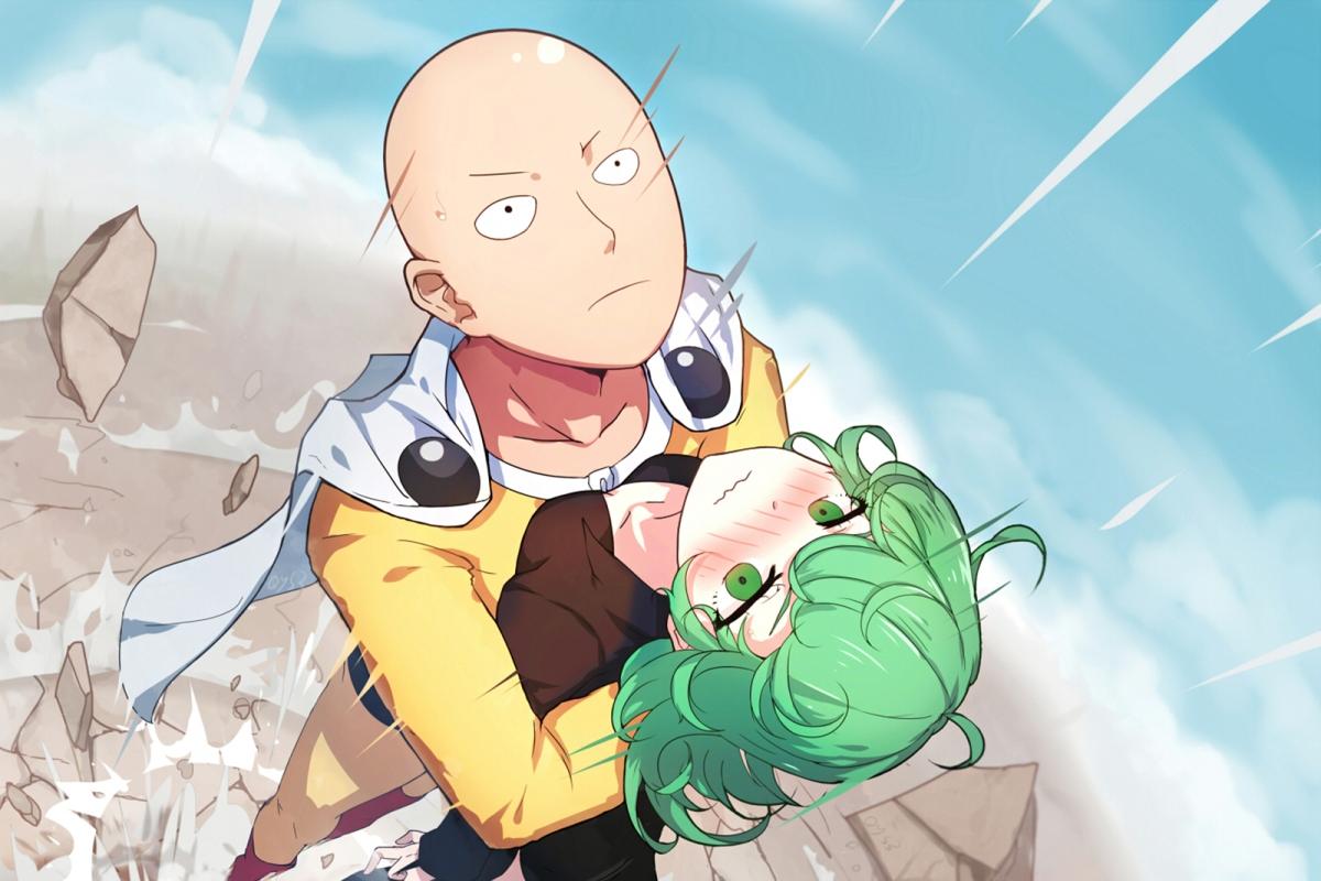 Сайтама возвращается (втуалет?) вновом трейлере OVA-эпизода аниме One Punch Man