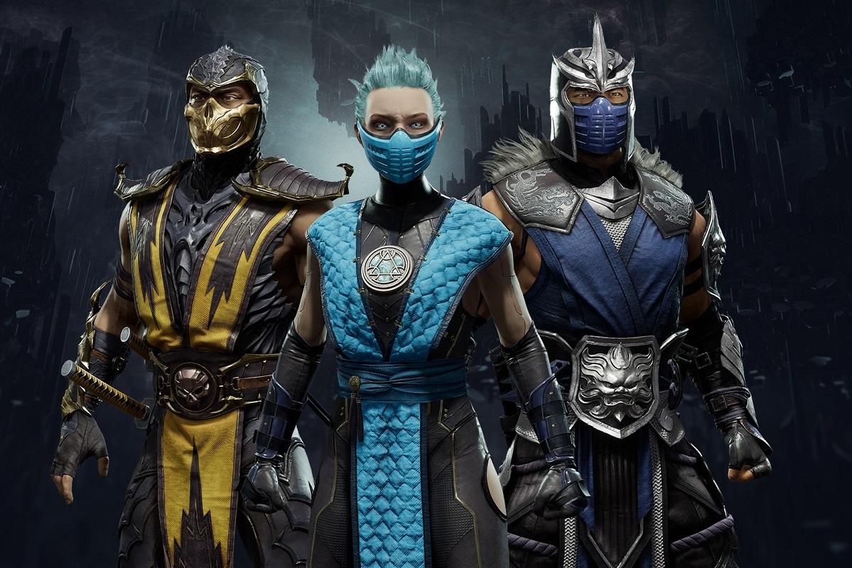Авторы Mortal Kombat показали арт совсеми героями серии. Найдете их?