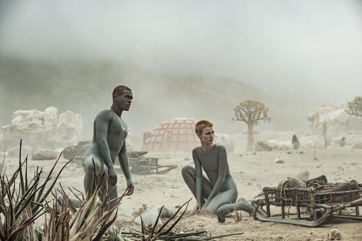 Концепты ирезультат: HBO Max опубликовали видео осоздании «Воспитанные волками»