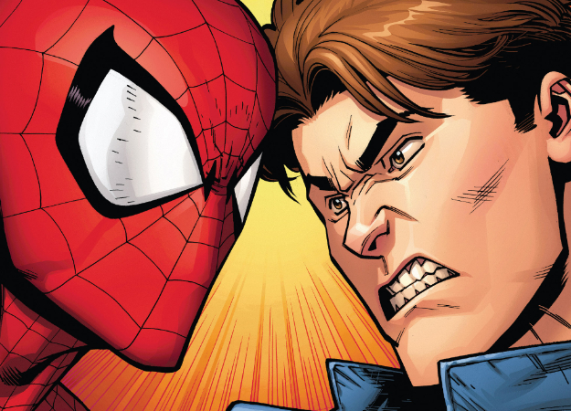 Объяснено: как Питер Паркер иЧеловек-паук могут раздельно существовать настраницах нового комикса?
