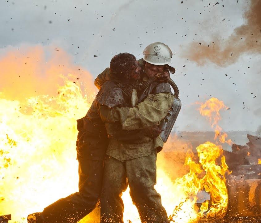 Первый тизер-трейлер российского фильма «Чернобыль: Бездна». Там Данила Козловский в главной роли