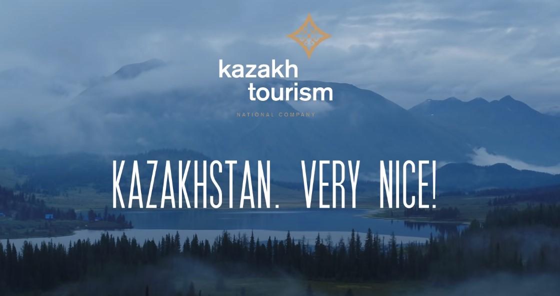 Власти Казахстана сделали фразу Бората «Very nice!» слоганом кампании по привлечению туристов