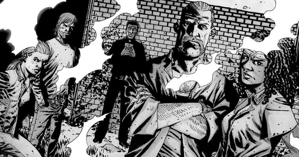 Роберт Киркман: как сериал «Ходячие мертвецы» изменил комикс