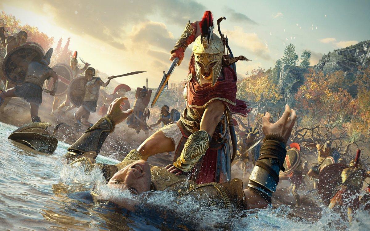 Тест. Насколько хорошо вызнаете серию Assassin's Creed?