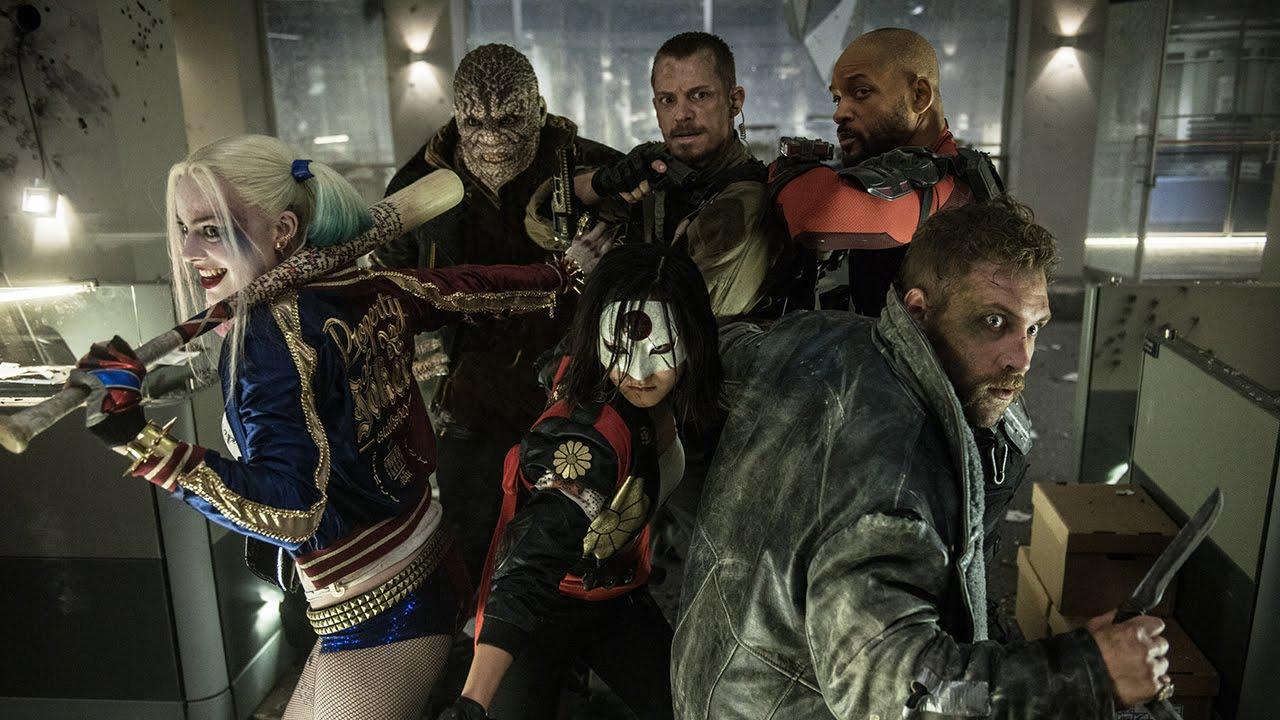 Как могли выглядеть Харли Квинн, Джокер и Дэдшот в «Отряде Самоубийц»?