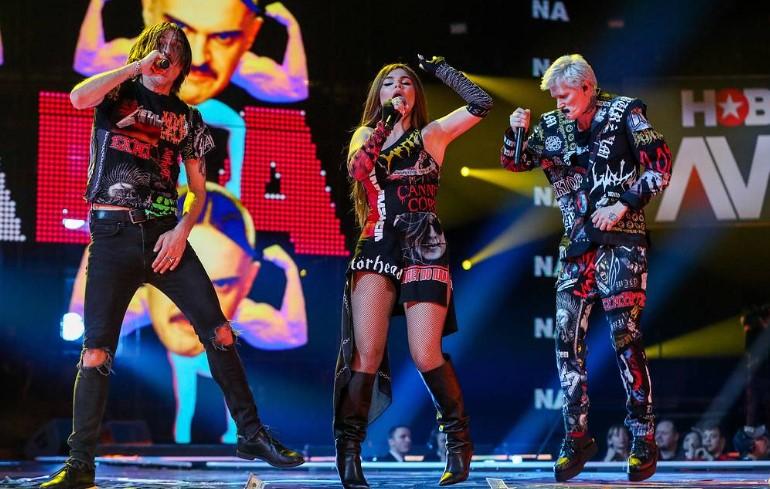 Little Big представит песню для «Евровидения» на«Вечернем Урганте»
