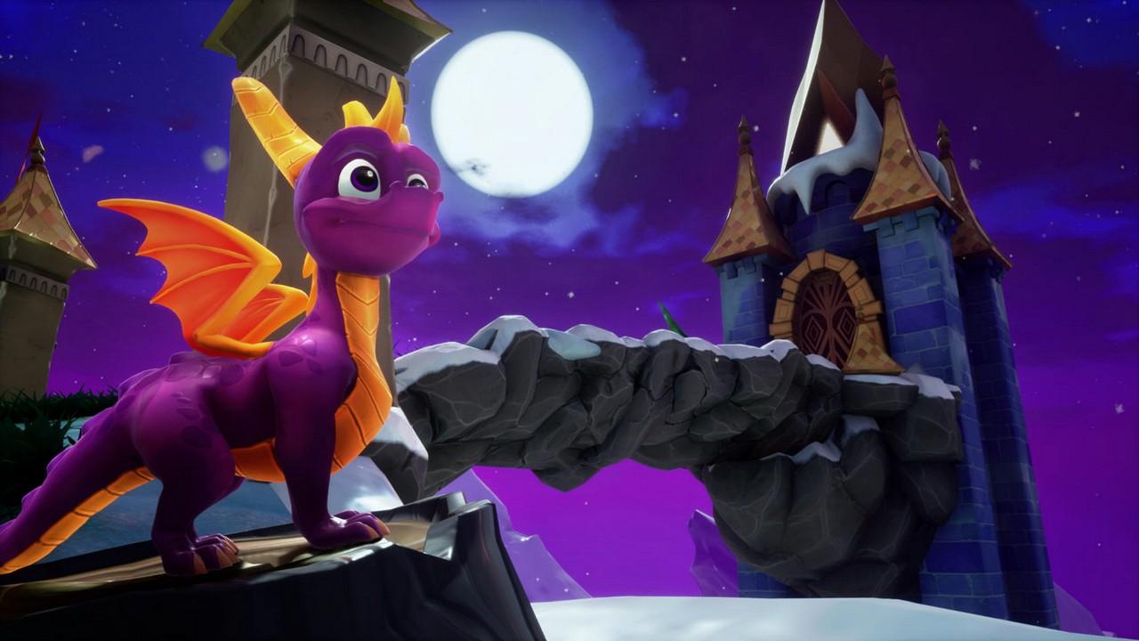 В релизном трейлере Spyro Reignited Trilogy показали друзей и врагов пурпурного дракончика