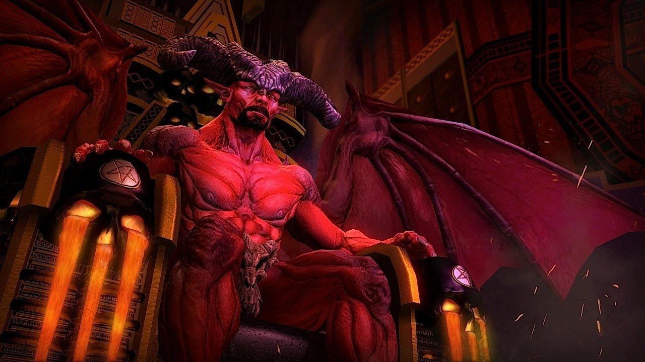Saints Row 4 расширят самостоятельным дополнением про ад