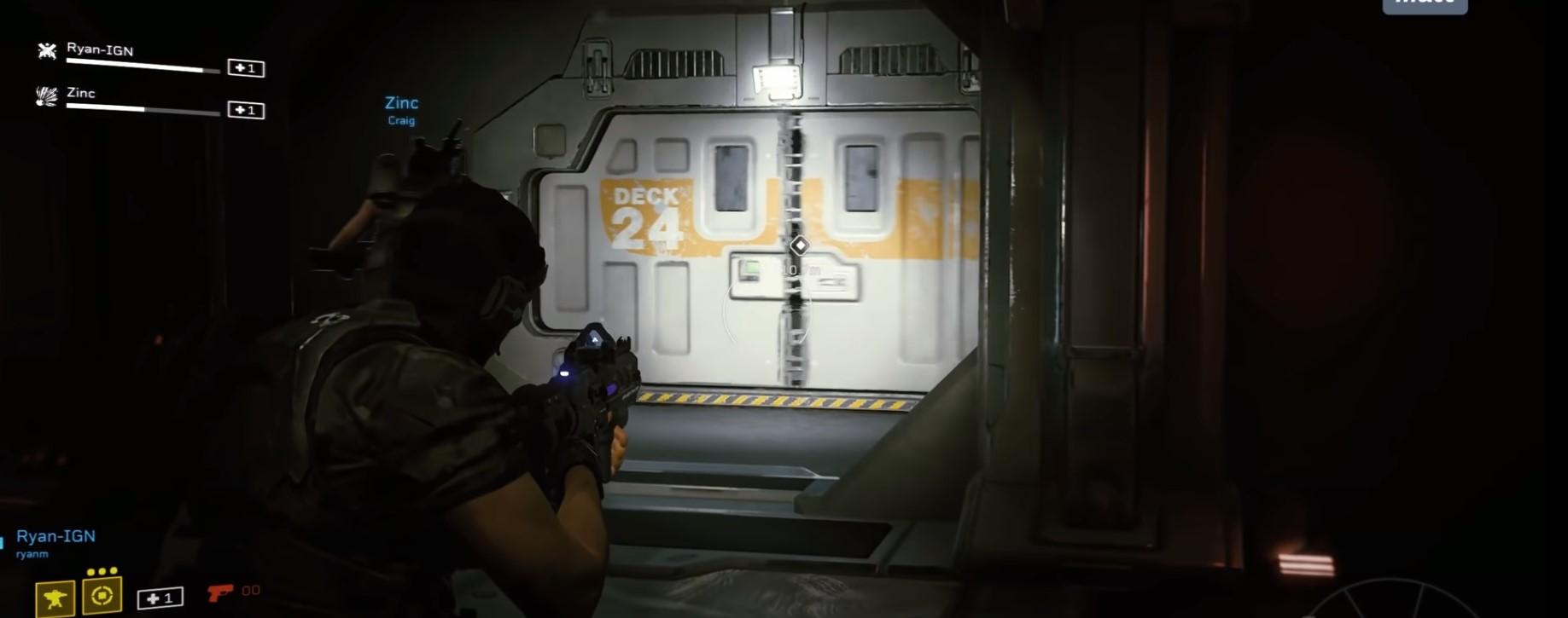 Появилось видео геймплея кооперативного шутера Aliens: Fireteam