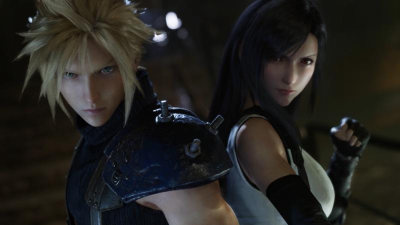 Выход ремейка Final Fantasy VII состоится на месяц позже