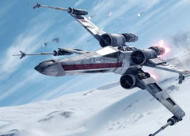 Взгляните наеще одну игру поStar Wars, которую мыникогда неполучим. Это космический симулятор