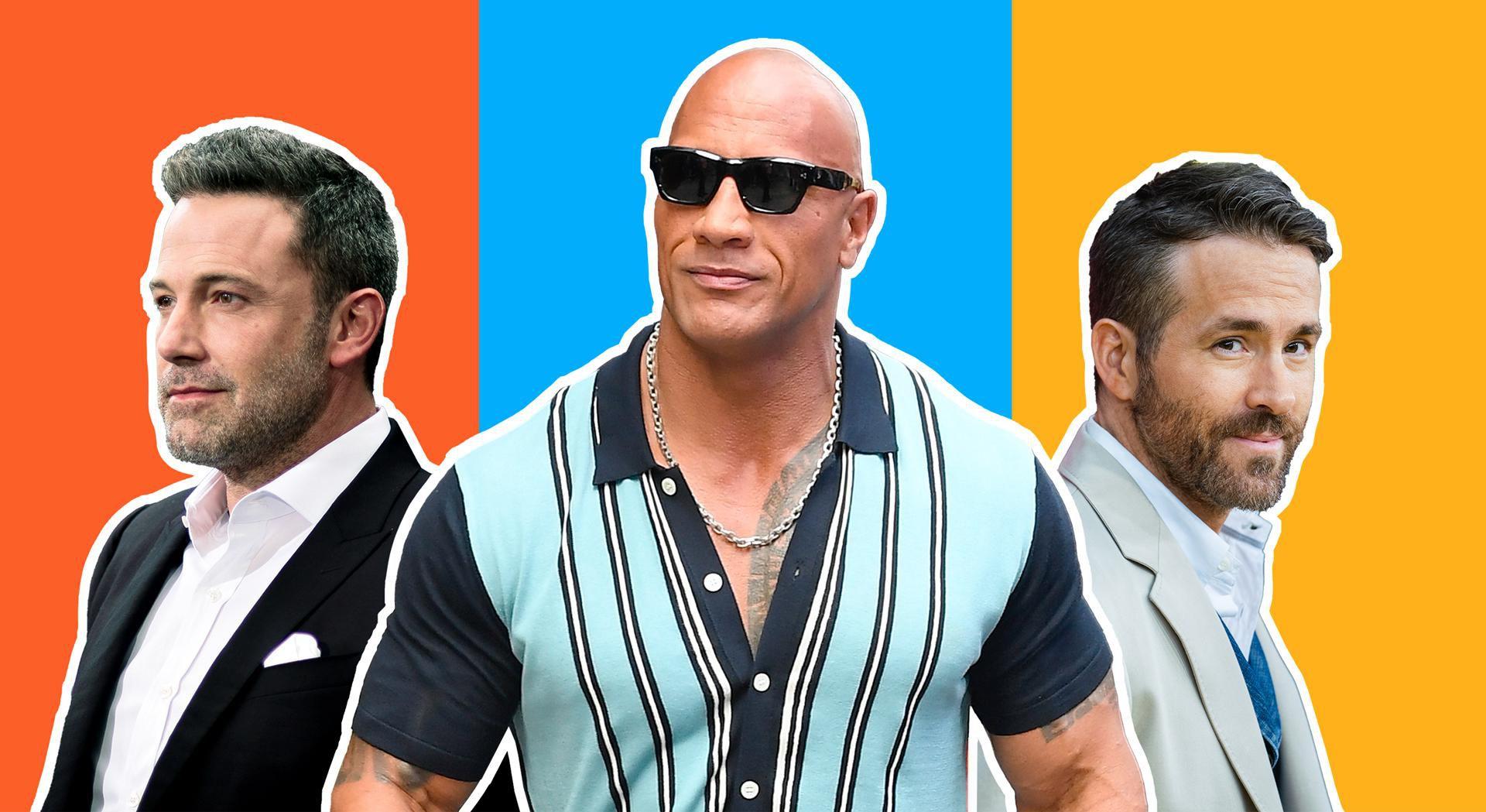 Forbes назвал самых высокооплачиваемых актеров в мире