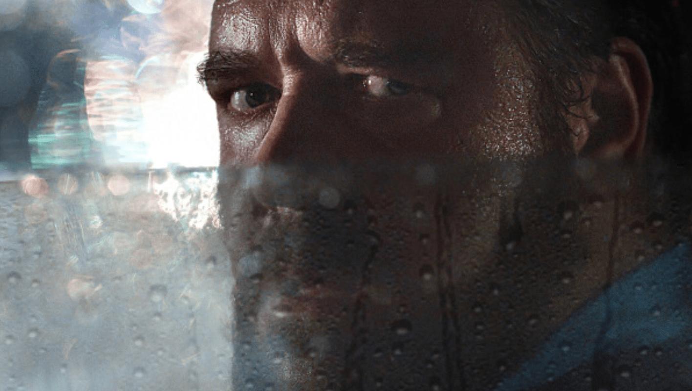 Триллер сРасселом Кроу вглавной роли станет первым фильмом вамериканском прокате после пандемии