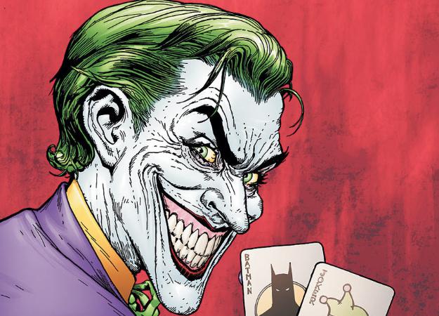 Джокер, которого мыпотеряли. Марк Стронг вобразе клоуна наконцепт-арте «Отряда самоубийц»