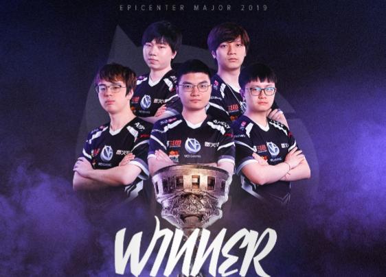 Китайцы вновь «короли Москвы»! Команда Vici стала чемпионом «мейджора» поDota2