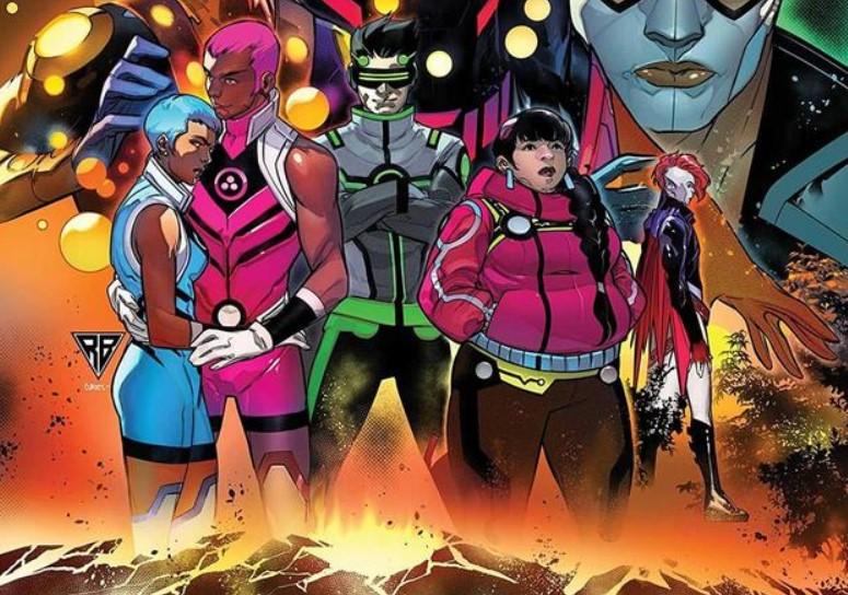 Фанаты Marvel разнесли впух ипрах новых супергероев
