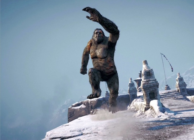 Игроки ищут вFar Cry 5 снежного человека, нонаходят только груды костей