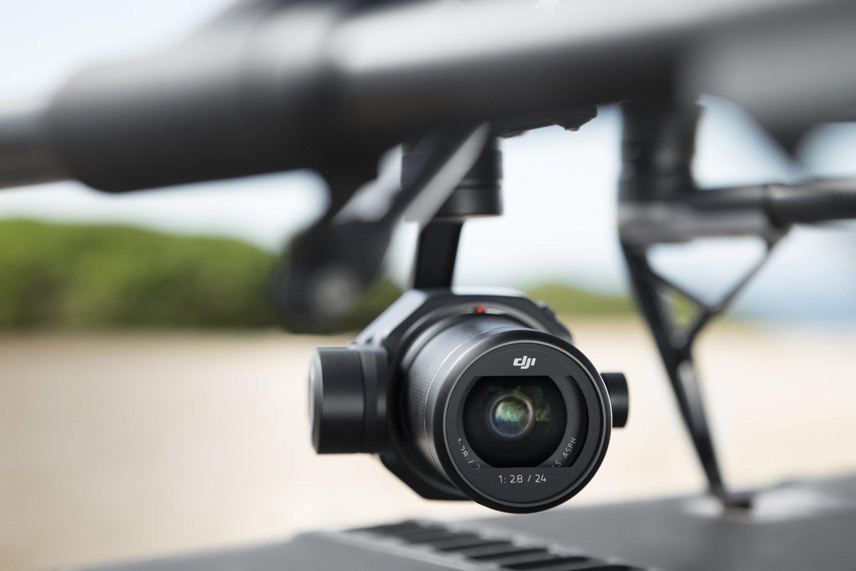 Соколиный глаз: DJI показала очень крутую 6K камеру для аэросъемки Zenmuse X7