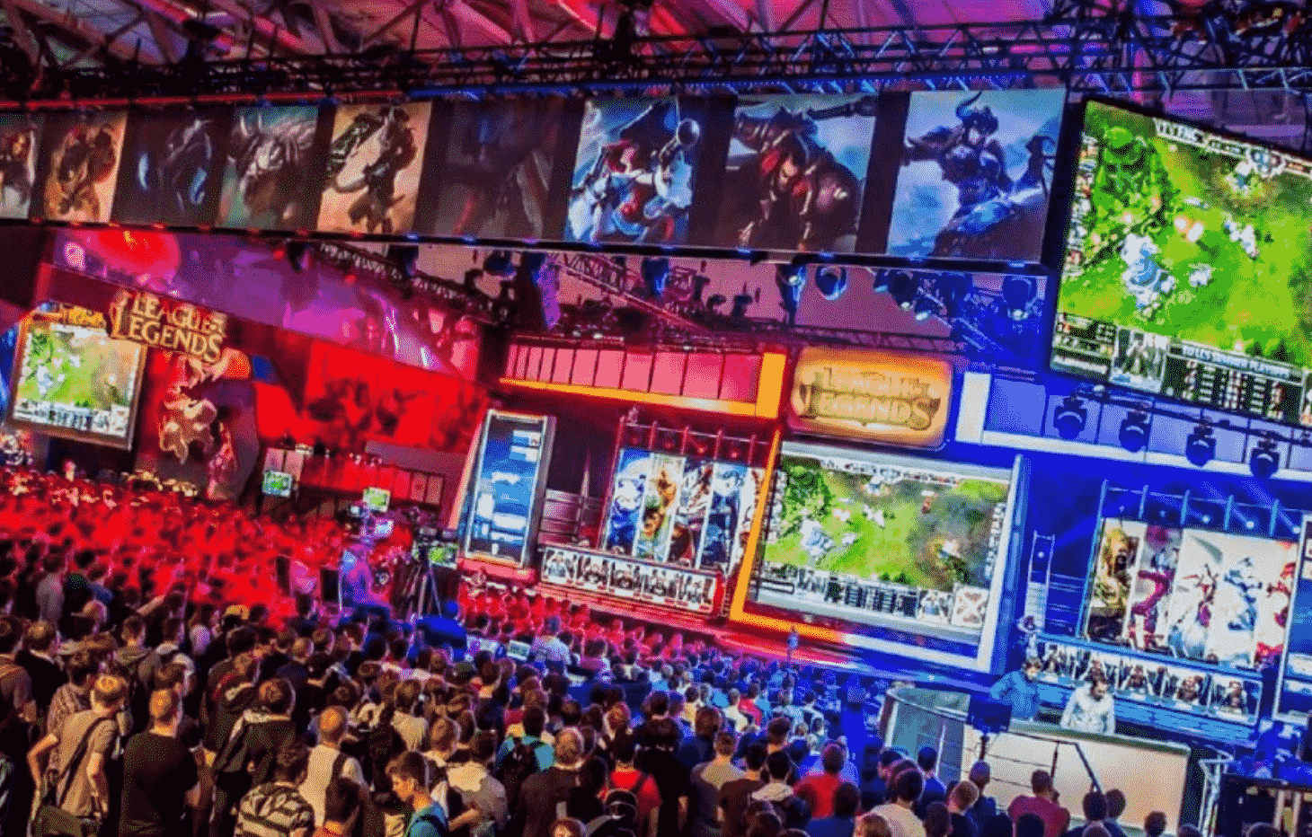 ВГермании запретили массовые мероприятия. gamescom 2020 небудет?