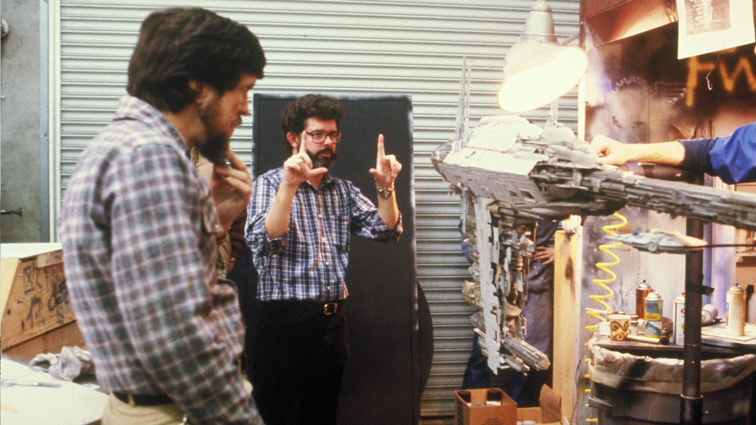 Джордж Лукас изменил финал пятого эпизода «Звездных войн» после показа фильма вкинотеатре