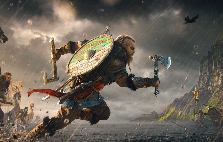 Assassin's Creed Valhalla за6990 рублей: в«М.Видео» поошибке повысили цены наигры для PS5