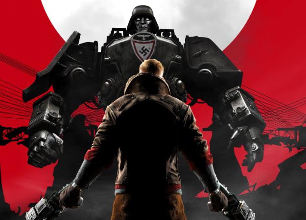 Апомните Wolfenstein: The New Order? Игре— 5лет!
