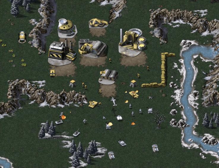 Авторы Command & Conquer Remastered Collection назвали системные требования