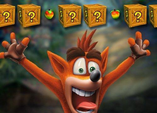 PlayStation 1 Strikes Back. Разбираем Crash Bandicoot N. Sane Trilogy