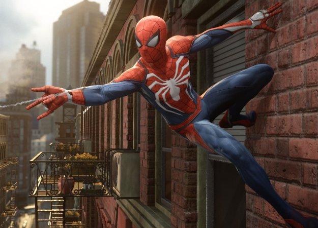 Почувствуй себя Питером Паркером: вSpider-Man для PS4 появится фоторежим