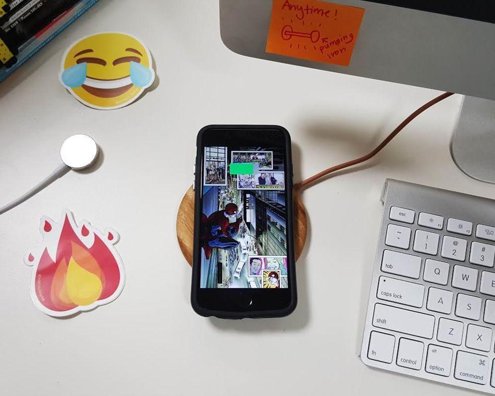 Наконец-то! iOS 11.2 «разгонит» мощность беспроводной зарядки