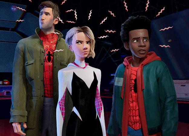 Рецензия наанимационный фильм «Человек-паук: через вселенные»