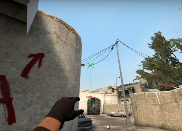 Valve добавила команды для отображения траектории полета гранат в CS:GO. Да неужели!