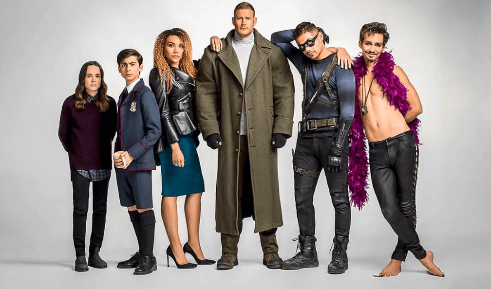 Netflix опубликовал открывающую сцену второго сезона сериала «Академия Амбрелла»