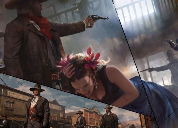 RDR 2 не нужна! Wild West Online покорит ранний доступ Steam в мае