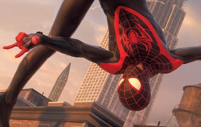 Уигры Marvel's Spider-Man: Miles Morales будет книга-приквел иартбук