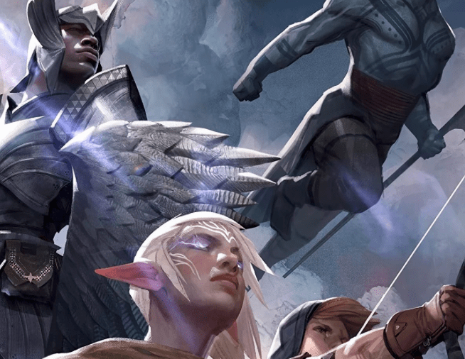 BioWare показала новый тизер Dragon Age 4 — там кадры из игры и концепт-арты