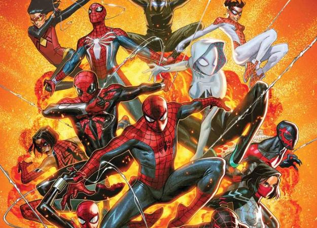 Теперь официально: кто выступит врагом Людей-пауков вглобальном кроссовере Spider-geddon?
