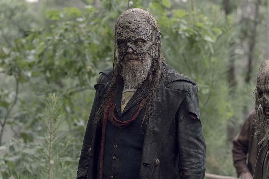 Кто изгероев «Ходячих мертвецов» оказался агентом Шепчущихся в7 серии 10 сезона