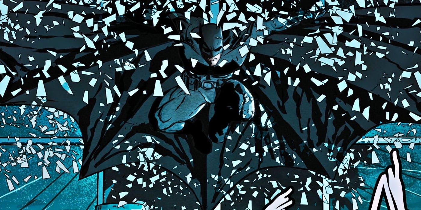 Зачем нужна была война Джокера иЗагадочника настраницах комикса «Бэтмен»?