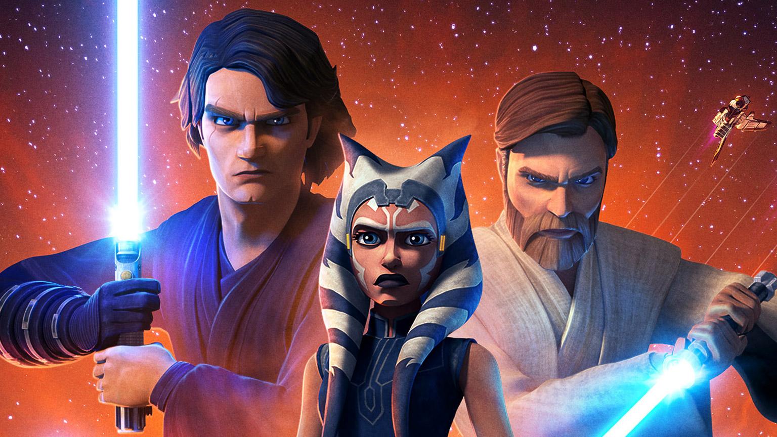 Disney показала трейлер финального сезона «Звездные войны: Войны клонов». И назвала дату премьеры